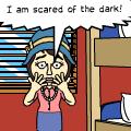 'I Am Scared!'